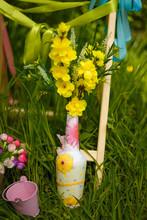 Decorative Vase With Artificia...