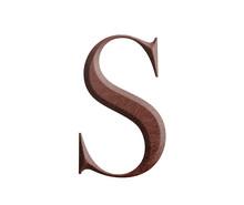 The Font English Alphabet Of B...