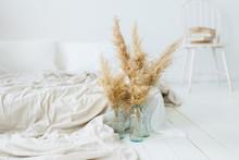 Light Bedroom In Scandinavian ...