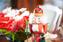 Holiday Decoration, Nutcracker...