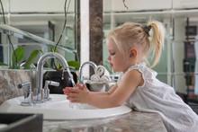 Handwashing - Adorable 2 Years...