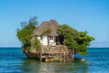 Home On The Rock On High Tide ...