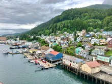 Ketchikan Harbor, Alaska