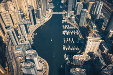 Dubai Helicopter View III