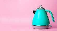 Kettle Background. Electric Vi...