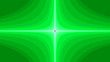 Leinwandbild Motiv New green color fractal abstract background images,Green Plus sign abstract background
