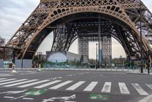 Coronavirus Lockdown In Paris....