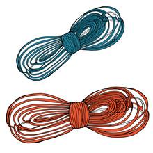 Realistic Fiber Ropes - Straig...