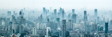 Panoramic View Of The Shanghai...