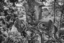 Scottish Cemetery Cross