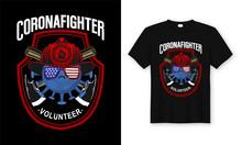 Coronafighter Volunteer, Coron...