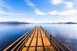 日本・北海道東部の国立公園、屈斜路湖