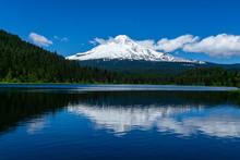 Snowy Mount Hood Southern Slop...