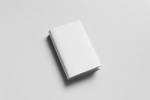 Hardcover Book Mock-Up - Dust ...