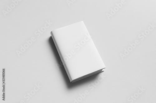 Fototapeta Hardcover Book Mock-Up - Dust Jacket