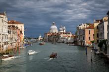 Cathedral Of Santa Maria Della Salute, Venice