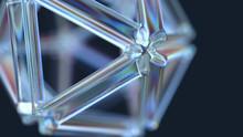 Transparent Crystal Lattice