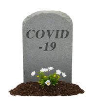 COVID-19 Gravestone