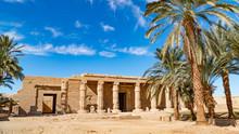 The Mortuary Temple Of Seti I ...