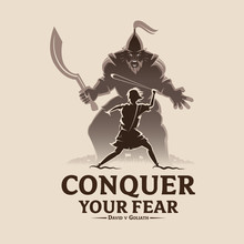 Conquer Your Fear David And Go...