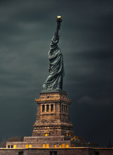 Standing Tall - Statue Of Libe...