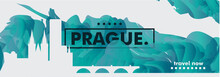 Czech Republic Prague Skyline ...