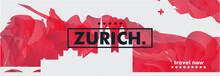 Switzerland Zurich Skyline Cit...