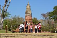 Isan Worship Spirit Ceremony I...