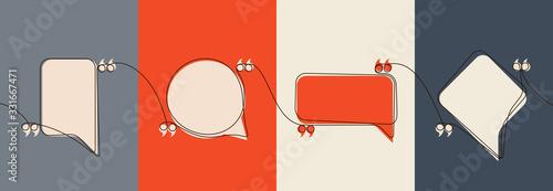 ciagly-jeden-rysunek-liniowy-cytuj-puste-szablony-dymkow-ustawione-na-plaskim-papierze-nowoczesna-minimalistyczna-konstrukcja-ciagla-jedna-linia-sztuki-typografia-plaska-chmura-pojedynczy-cudzyslow-dymek-zestaw