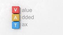 Value Added Tax, VAT Concept I...