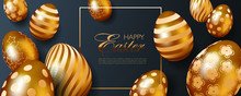 Luxury Happy Easter Website He...