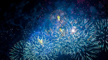 Fireworks, Moscow, Russia, Cir...