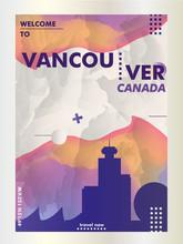 Canada Vancouver Skyline City ...