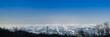Leinwandbild Motiv 大阪平野の風景