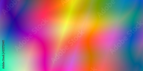 Photo smooth bright glowing spectrum gradient abstract