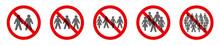 Social Distancing - Ban On Gat...