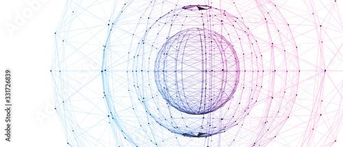 Fotografía sfondo, rete, informatica, network