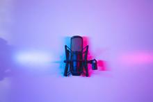 Micro De Estudio Condensador
