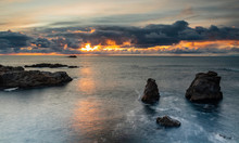 Sea Stacks, North Saberanes Su...