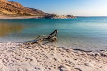 Dead Sea Jordan The Lowest Place On Earth