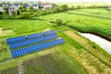 Blue Solar Photo Voltaic Panel...