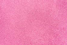 Hot Pink Glitter Twinkle Abstr...