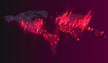 Map Of Coronavirus Pandemic (C...