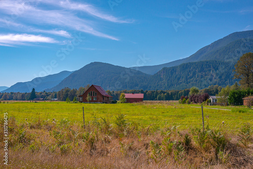 Photo Acreages in the Mountains