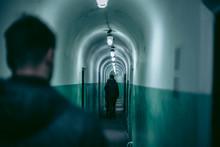 Soviet Bunker Underground In K...