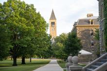 Mcgraw Clock Tower, Cornell University, Ithaca, New York