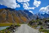 インドのラダック地方から陸の孤島と言われるザンスカールまでバイクでツーリングした時の風景 ラマユル