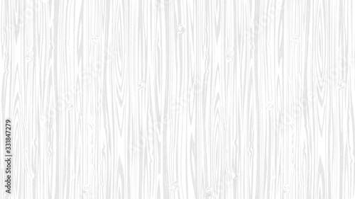 Fotografia Wooden white soft  surface background, plank wood texture