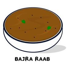 Bajra Raab Indian Rajasthani F...