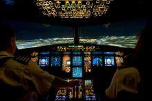 Flightdeck In Motion.
